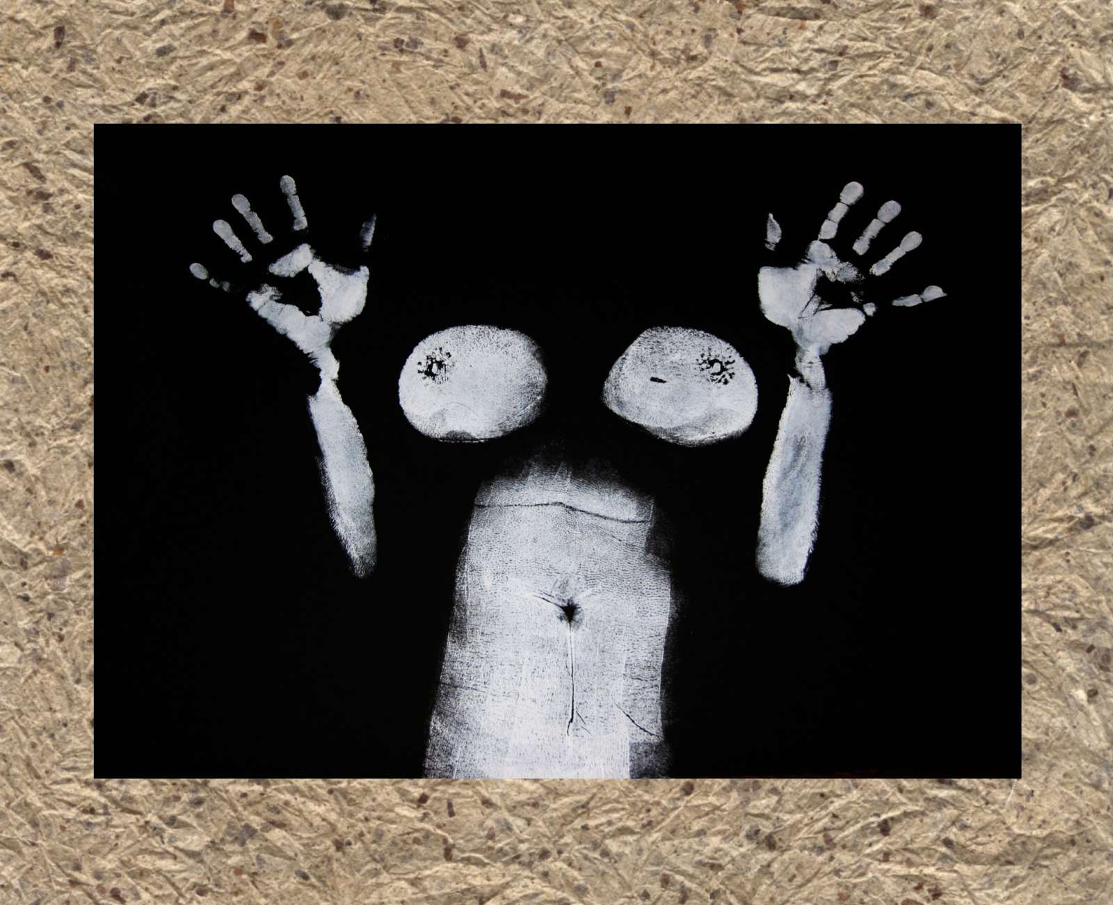 Body Prints By Glowing Heads