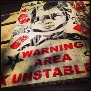 area-unstable