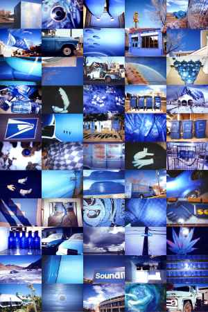 blue-grid-post-card