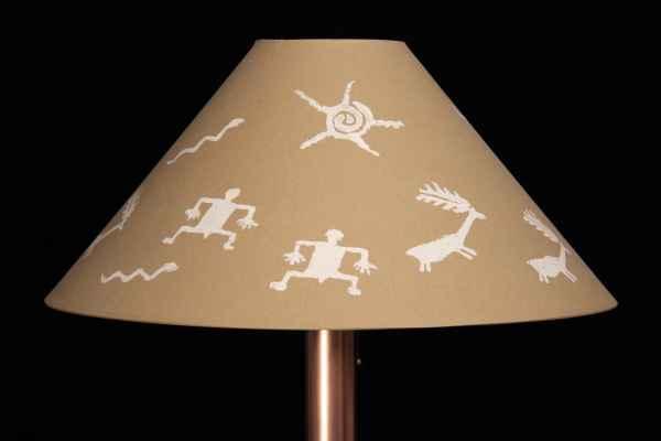 lamp-shade-display