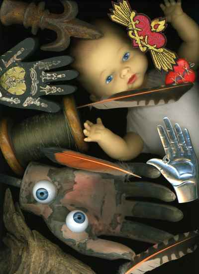 doll-head-collage-with-eyes