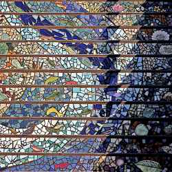 mosaic-stairs